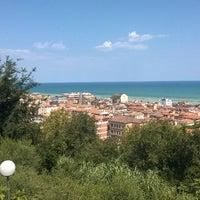 Photo taken at Trattoria Maria la Priora by Antonella B. on 8/16/2014