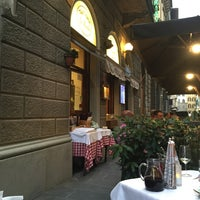 Photo taken at Trattoria La Madia by Limited E. on 6/23/2015