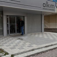Photo taken at ALKIM MİMARLIK by Ahmet E. on 1/30/2015