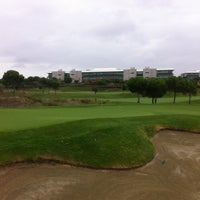 Photo taken at Golf Santander by Pepe A. on 10/24/2013
