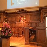 Photo taken at Universiteitshal by Julie🐞🐝🐛 V. on 6/26/2014