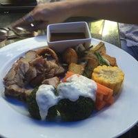 Photo taken at Aussie XL Cafe by Joseph A. on 8/28/2016