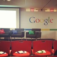 Photo taken at Google Washington DC by Nicole C. on 9/18/2012