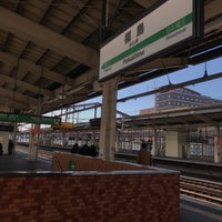 Photo taken at Platforms 11-12 by sonia on 2/6/2018
