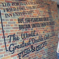 Photo taken at Great British Fish & Chips by Great British Fish & Chips on 7/2/2014