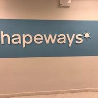 Photo taken at Shapeways HQ by Lauren Y. on 3/24/2017
