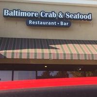 Das Foto wurde bei Baltimore Crab & Seafood von Jennifer B. am 11/1/2016 aufgenommen