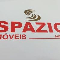 Photo taken at Spazio Imóveis Atlântida by Thanisia V. on 8/29/2014