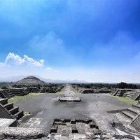 Foto tomada en Piramide del Sol por Jia Z. el 10/1/2013