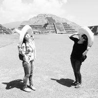 Foto tomada en Piramide del Sol por Jia Z. el 9/30/2013