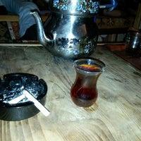 Photo taken at Akkuş Cafe by SeRcaN on 9/3/2014