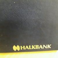 Photo taken at Halkbank by 🌼🌼🌼 Kelebek . on 2/28/2017