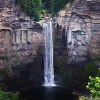 Photo taken at Taughannock Falls State Park by Kristen H. on 7/12/2013