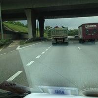 Photo taken at Tampines Expressway (TPE) by ¤Rockerz¤ on 1/11/2013
