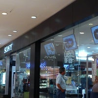 Photo taken at Sony Store by Miguel G. on 11/8/2013