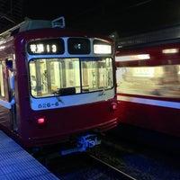 Photo taken at Keikyū Tsurumi Station (KK29) by Masashi O. on 8/26/2013