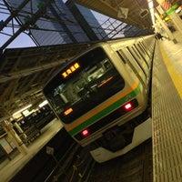 Photo taken at JR 東海道線 東京駅 by Masashi O. on 1/26/2013