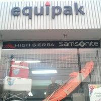 Photo taken at Equipak by Fernando V. on 12/26/2012