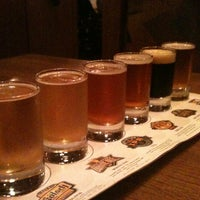 Photo taken at Rock Bottom Restaurant & Brewery by Shawn N. on 9/22/2012