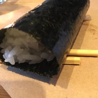 Photo prise au KazuNori: The Original Hand Roll Bar par Neil M. le6/15/2017
