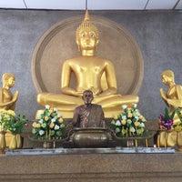 Photo taken at วัดท่าศักดิ์ by Taew O. on 5/2/2016