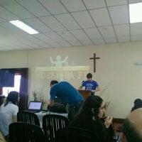 Foto tomada en Instituto Bíblico Asunción por Yanina P. el 9/17/2016