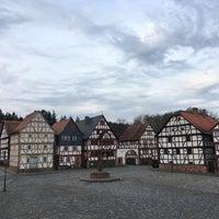 Photo taken at Landhotel Zum Hessenpark by Werner S. on 4/1/2017