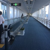 Photo taken at Gate 3 by nao3122 on 8/29/2016