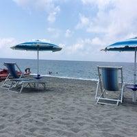 Снимок сделан в Lido Mediterraneo - Gizzeria пользователем Silvestro C. 7/19/2014