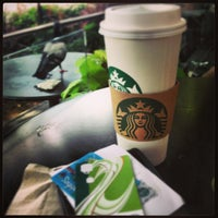 Photo taken at Starbucks by Joel M. on 1/27/2013