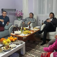Photo taken at Nazbesihanesi by Ahmet D. on 12/31/2014