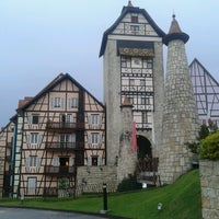 Photo taken at Colmar Tropicale by Mohd redza 9. on 10/12/2012