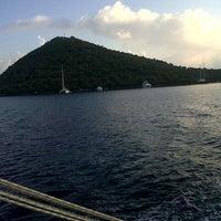 Photo taken at Zeytin Adası by Nursal P. on 9/17/2012