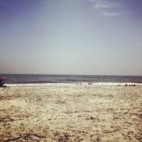 Photo taken at Tybee Island by Josh C. on 7/29/2013