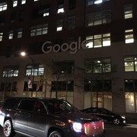 Photo taken at Google New York by Yu-Shu L. on 11/15/2017