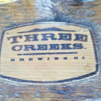 Photo taken at Three Creeks Brewing Co. by Bobby M. on 6/24/2017