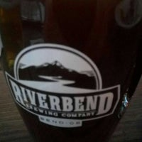 Photo taken at RiverBend Brewing Company by Bobby M. on 6/26/2017