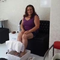 Photo taken at Cennet Kuaför ve Güzellik Salonu by Zerrin M. on 7/9/2014