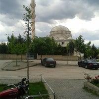 Photo taken at Doğukent Ulu Camii by Sezer T. on 5/25/2014