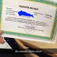 Photo taken at Erol Altaca Okulları by 🇹🇷Oğuz H. on 6/17/2016