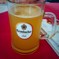 Photo taken at Restaurant Stadtmitte by Gregory E. on 7/27/2016