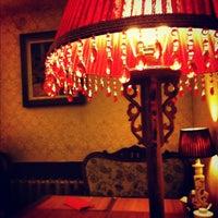 Снимок сделан в Рецептор пользователем Anastasia Z. 10/21/2012
