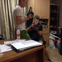 Photo taken at шелковая кукла by Лиза Ф. on 6/26/2014