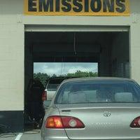 Photo taken at Kwik Chek Emissions by Sam A. on 8/9/2013