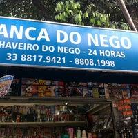 Photo taken at banca e chaveiro do Nego by Rafaela A. on 9/15/2014