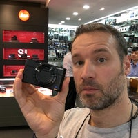 Photo taken at Cathay Photo Store (Pte) Ltd by Documentally on 5/30/2016