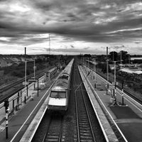 Photo taken at St Neots Railway Station (SNO) by Documentally on 9/27/2016