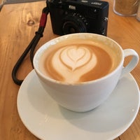 Photo taken at The Little Man Coffee Co by Documentally on 1/18/2016
