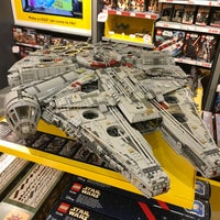 Photo taken at The LEGO Store by Documentally on 9/2/2017