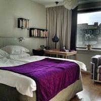 Photo taken at Mornington Hotel Stockholm City by Documentally on 8/14/2013